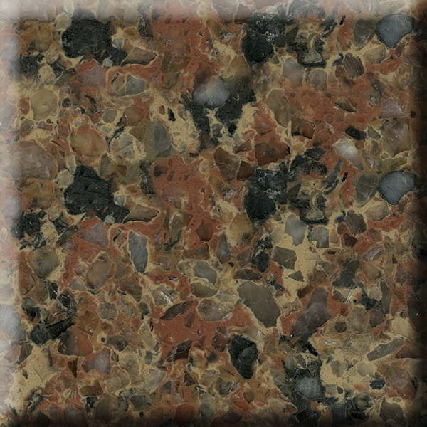 Hotel man made countertop material supplier for Synthetic countertop materials