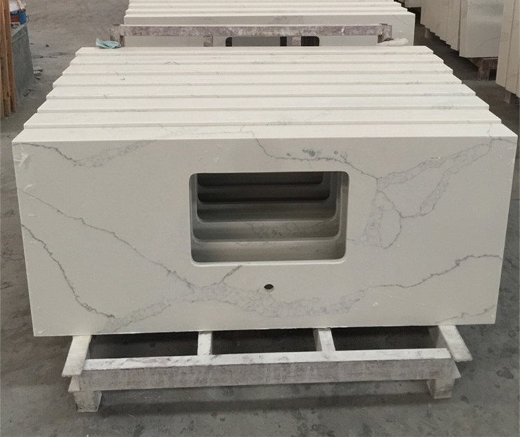 The Latest Calacatta Quartz Order