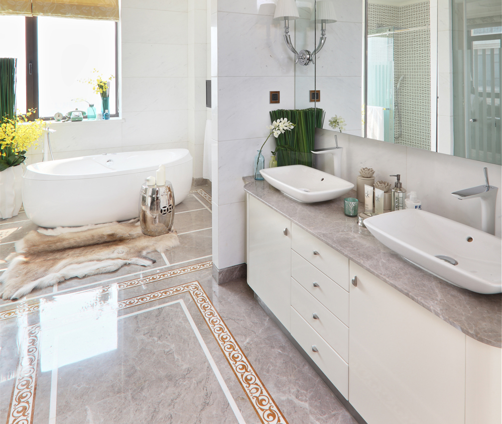 quartz vanity tops for bathroom