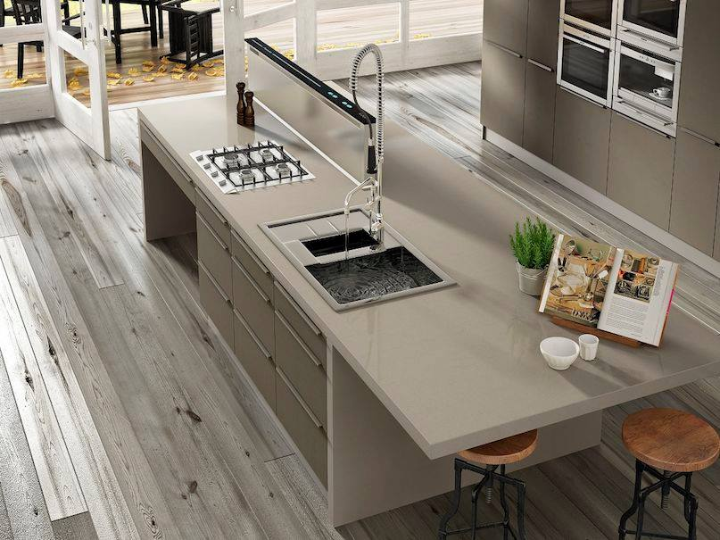 Good Removing Hard Water Stains From A Quartz Countertop